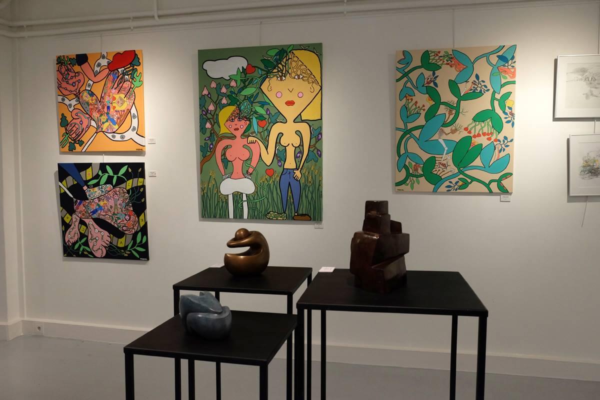 Galerie Beaurepaire - Paris 10