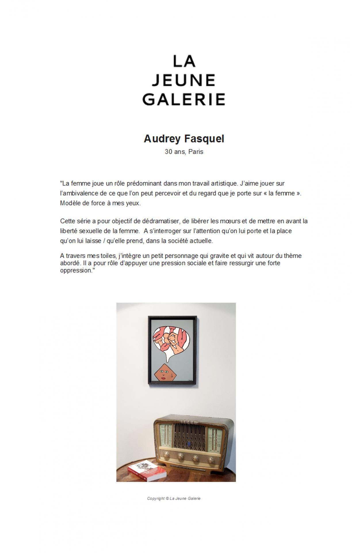 Newsletter la jeune galerie