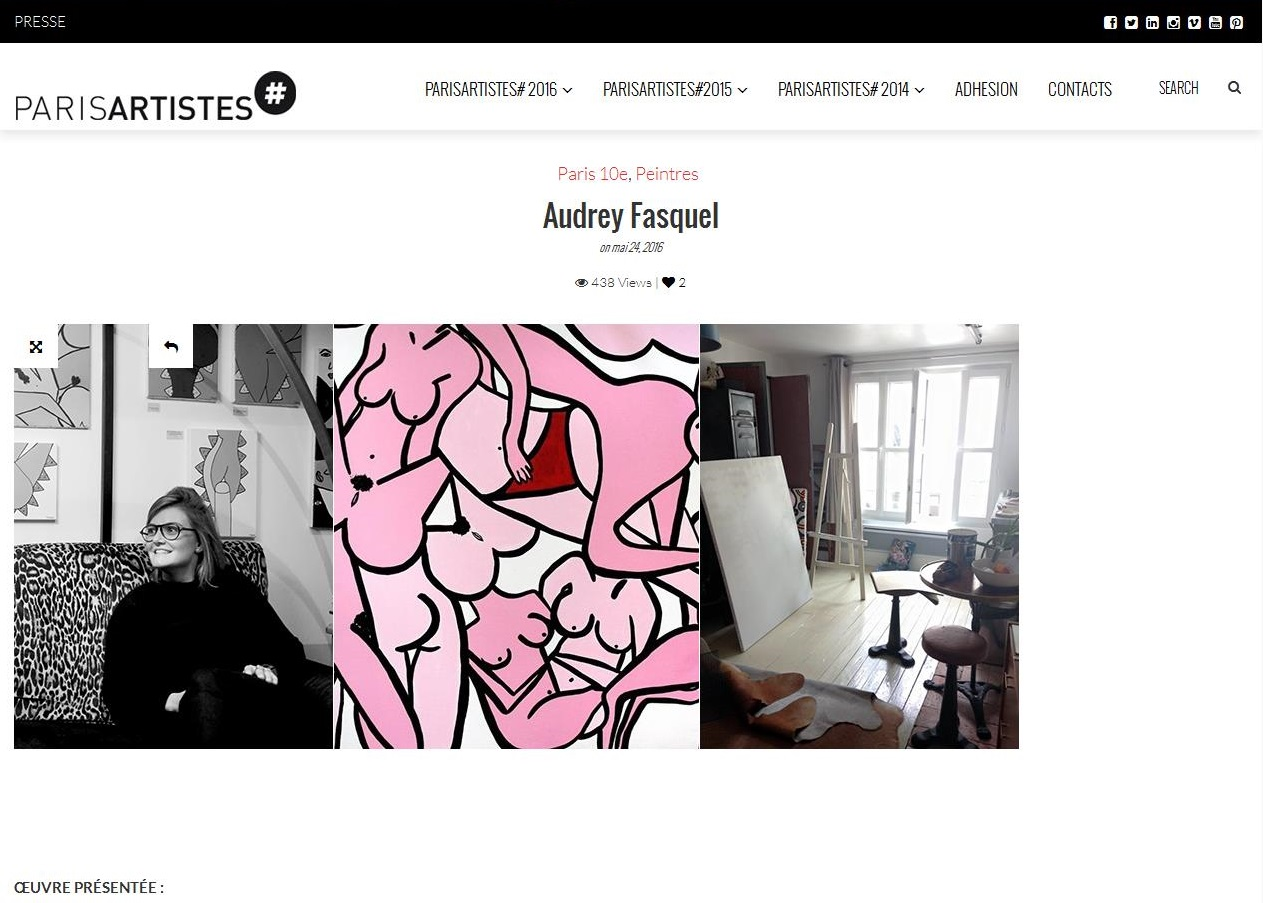Paris artiste 1