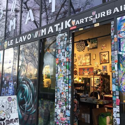 Galerie Lavomatik