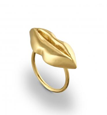 Bague calinou or
