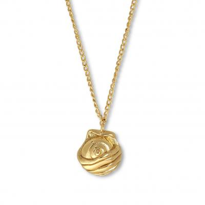 Collier denudee or